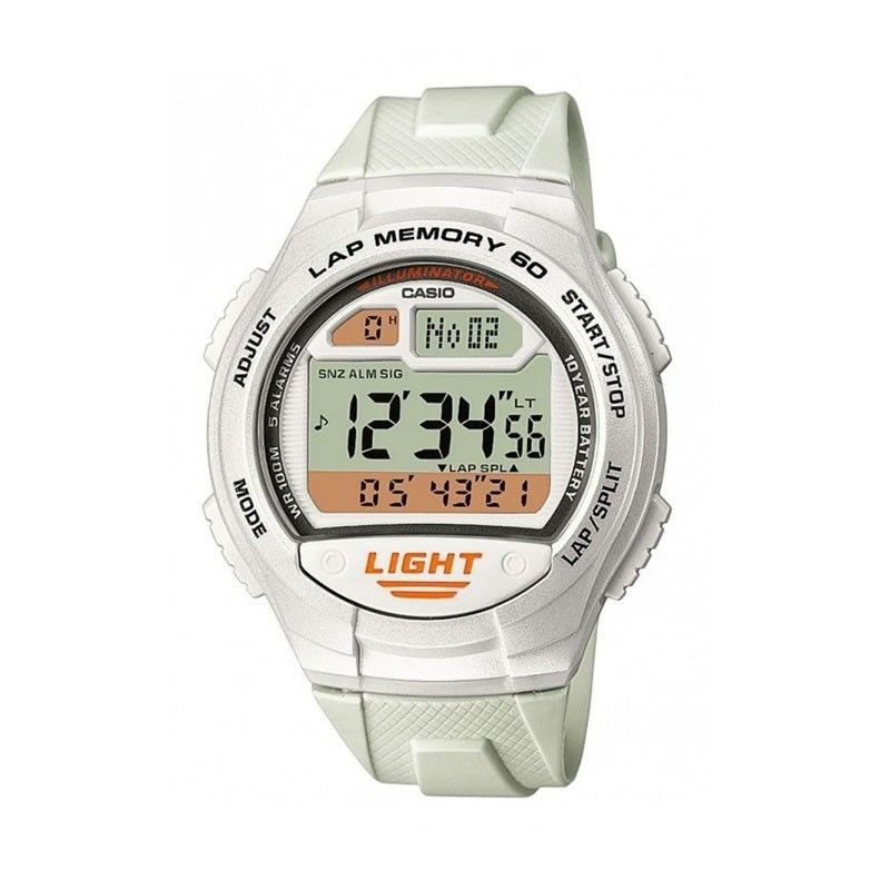 6d4be00f0b30 Ref. W-734-7AVEF Reloj Casio Unisex