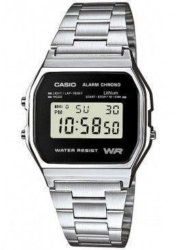 A158WEA-1EF Reloj... Reloj Casio Unisex 211312e5fa03