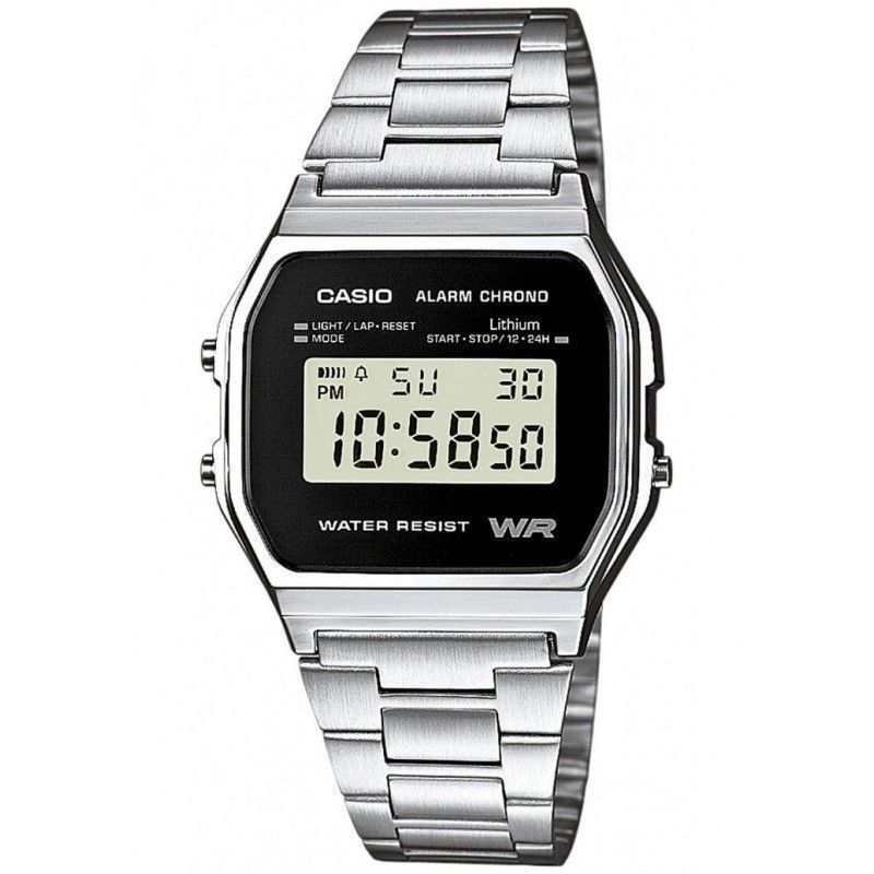 c4d5c41e2945 Ref. A158WEA-1EF Reloj Casio Unisex.